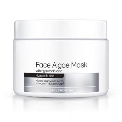 Maska algowa do twarzy z kwasem hialuronowym
